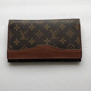 Vintage Louis Vuitton Wallet Made in France